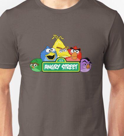Angry Birds Parody Unisex T-Shirt