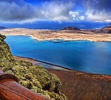 Lanzarote by David Bradbury