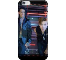 Falling In Reverse: Andy & Ronnie (Bad Girls Club) iPhone Case/Skin