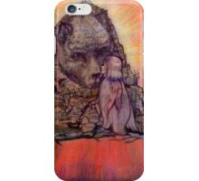 I am Mountain iPhone Case/Skin