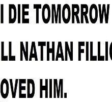 NATHAN FILLION by jesssundean