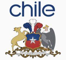 Chile Coat of Arms by ukedward