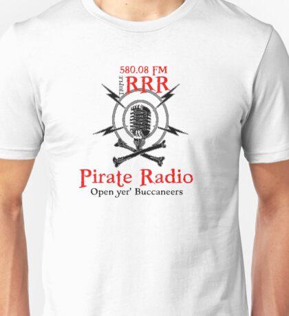 RRR White Unisex T-Shirt