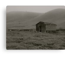 Glenbow Ranch 2 Canvas Print