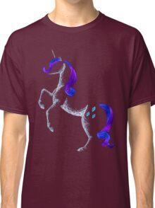 MLP Rarity Minimal Abstract Drawing Classic T-Shirt