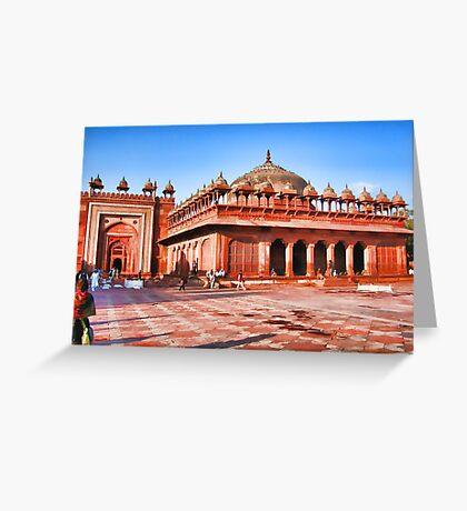 Fatehpur Sikri, India Greeting Card