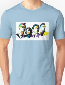 Arctic Monkeys' Members T-Shirt