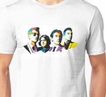 Arctic Monkeys' Members Unisex T-Shirt