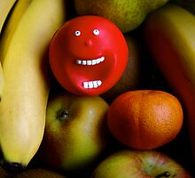 """Funny as a fruit bowl"" by Bradley Shawn  Rabon"
