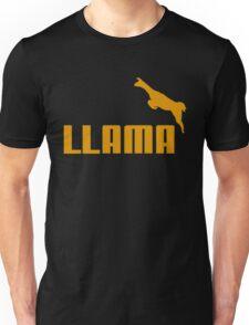 Llama Puma   T-Shirt