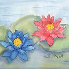 Water Lillies by PamelaMeredith