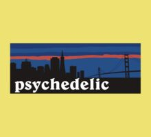 Psychedelic rock, San Francisco Skyline Kids Clothes