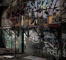 Graffiti Art by Colin  Ewington