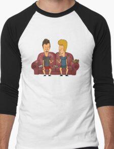 BEAVIS AND BUTTHEAD Men's Baseball ¾ T-Shirt