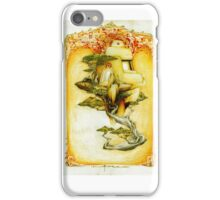 Ascending Roots to the Sun iPhone Case/Skin