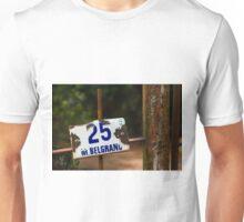 25 M Belgrano Unisex T-Shirt