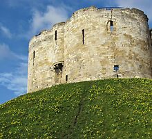 Clifford's Tower by Bri26
