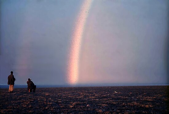 Arctic Rainbow by George Cousins