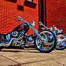 &quot;Harleys at Heaven&#x27;s Door&quot; by Phil Thomson IPA