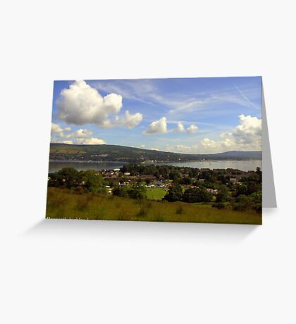 The  Location Greeting Card