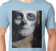 Jack Gleeson Day of the Dead, Dia de los Muertos, Makeup Unisex T-Shirt