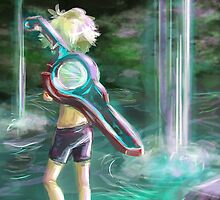 Shulk by Clariss