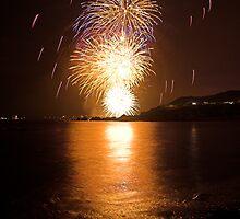 Explosion by Paul Shaddick