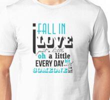 """Someone New"" Hozier Lyrics Unisex T-Shirt"