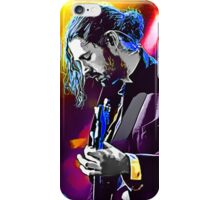 Hozier Digital Painting iPhone Case/Skin