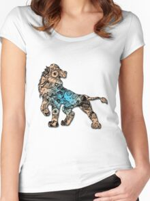 Spirit of the Serengeti Women's Fitted Scoop T-Shirt