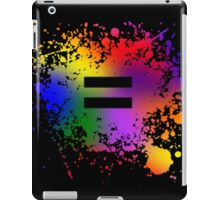 Equality Ink iPad Case/Skin