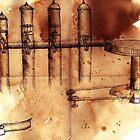 Milo Rambaldi's manuscript by Daniele Lunghini