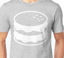 HF Burg white Unisex T-Shirt