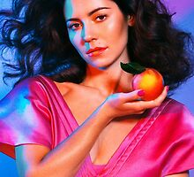 Marina Diamandis by baesicks