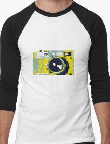 Leica Men's Baseball ¾ T-Shirt