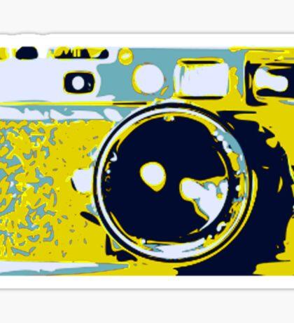 Leica Sticker