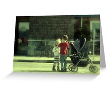 Boxcar Children Greeting Card