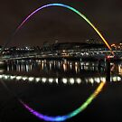 Rainbow Bridge by Richard Shepherd