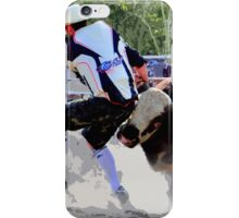 TOUGH ENOUGH iPhone Case/Skin