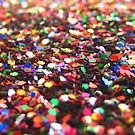 Pile of Glitter by hallucingenic