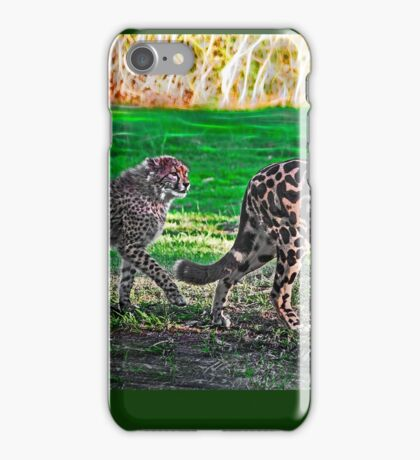 Following Mama iPhone Case/Skin