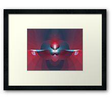 When Love Shines Through Framed Print