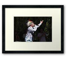 Ska Cubano Framed Print