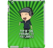 JackSepticEye | Top Of The Morning iPad Case/Skin
