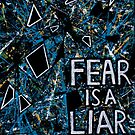 Fear is a Liar by Kari Sutyla