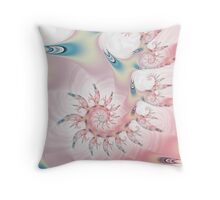 Sea Of Dreams Throw Pillow