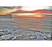 Promise - Avalon Beach Morning - The HDR Experience Photographic Print
