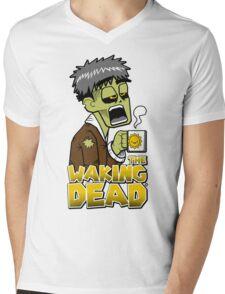 The Waking Dead Mens V-Neck T-Shirt