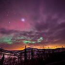 Alaska Sky by Dean Bailey
