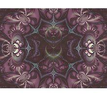 Kaleidoscope Rose Photographic Print